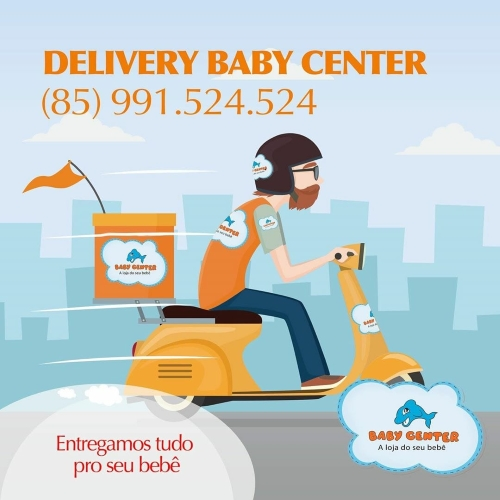 Baby Center agora com delivery