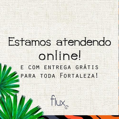 Flux com atendimento online