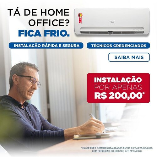 Fica frio no Home Office