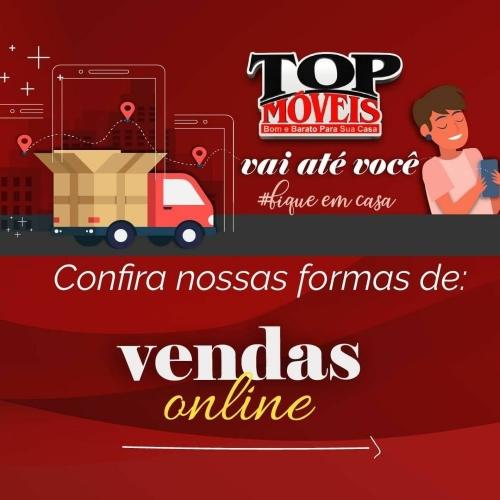 Vendas online da Top Móveis